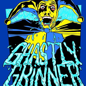 Ghastly Grinner - Are You Afraid of the Dark by spookyruthy