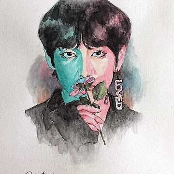 Taehyung in Singularity by Mint-Got-No-Jam