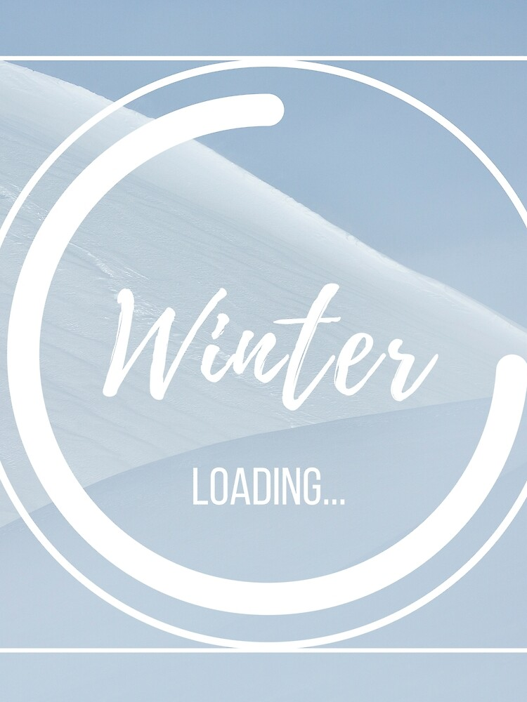« Winter Loading... » par patricemestari