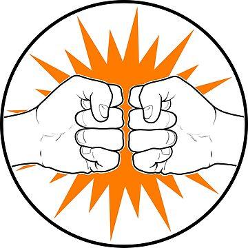 Fist Bump by befehr
