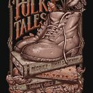 FOLK TALES - Vintage colors by Medusa Dollmaker