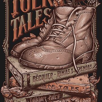 FOLK TALES - Vintage colors by medusadollmaker