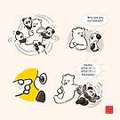 Ticklicious by Panda And Polar Bear