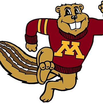 Goldener Gopher von moneymitch1997