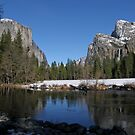 Dreaming of Yosemite by Patty Boyte
