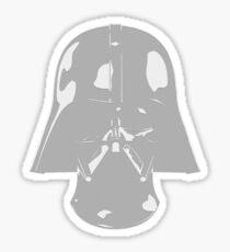Darth Vader Card Style Sticker