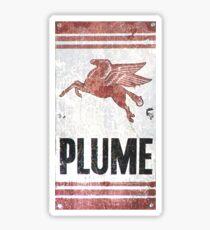 Plume Sticker