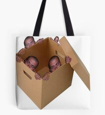 4 Heads are Better than 1 Tote Bag