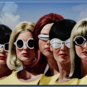 Sunglasses by rgerhard