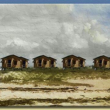 Beach Houses by rgerhard