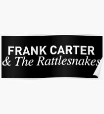 Frank Carter Poster