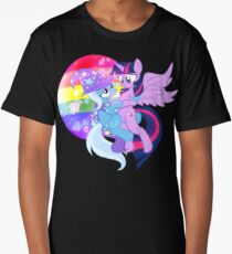 Love Takes Flight Long T-Shirt