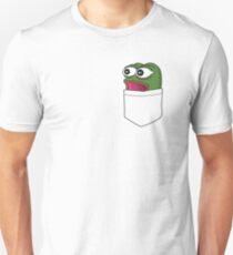 POGGERS Pocket Unisex T-Shirt