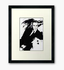 Jim Moriarty (Vodoo Child) Framed Print
