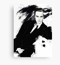 Jim Moriarty (Vodoo Child) Canvas Print