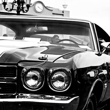 1970 Chevy Chevelle SS by mal-photography