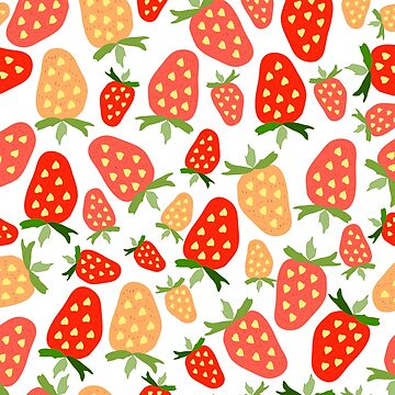 Summer strawberries by Polanika