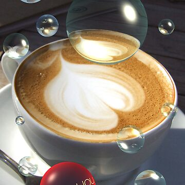 Cappuccino-Thank You by HippyDi