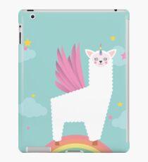 Funny llama  iPad Case/Skin