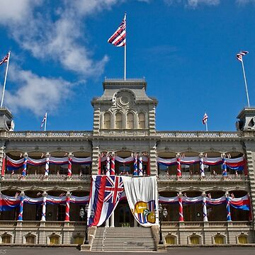 `Iolani Palace by alex4444