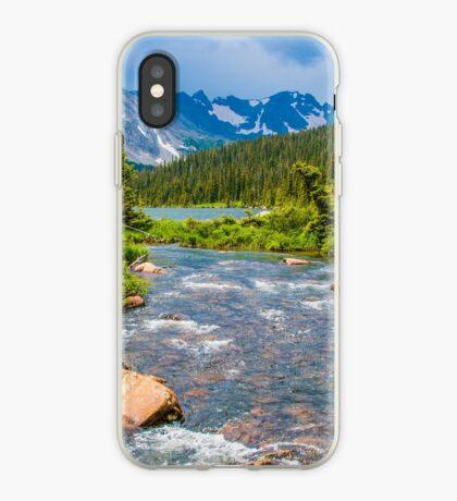 A River Runs Through It iPhone Case