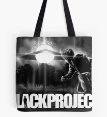 BLACK PROJECT 'ENCOUNTER'  Tote Bag