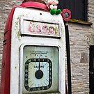 Eddie and the Old Petrol Pump by Heidi Stewart