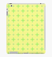 vector fruit green texture seamless colorful repeat pattern iPad Case/Skin