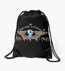VEGAN UNIT GREECE Drawstring Bag