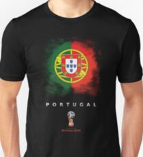 09df80088a0 Portugal - Russia World Cup 2018 Unisex T-Shirt