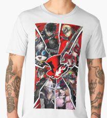 Persona 5 Phantom Thieves Men's Premium T-Shirt