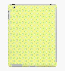fruit vector green seamless colorful repeat pattern iPad Case/Skin