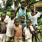 Boys at Bungoma by Amy E. McCormick