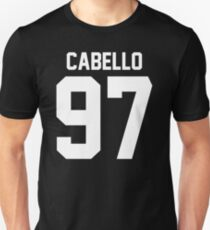 Camiseta unisex #FIFTHHARMONY, Camila Cabello