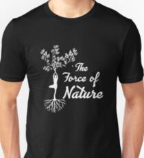 Nature Save the World plant 3 Tree Forest Weather flora Unisex T-Shirt