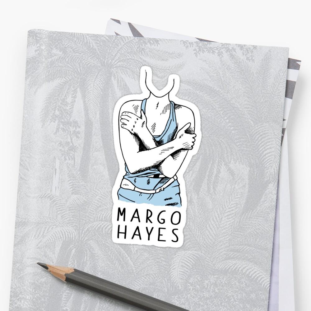 Margo Hayes | Climbing | Sticker