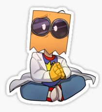 Dr.Flug Sticker
