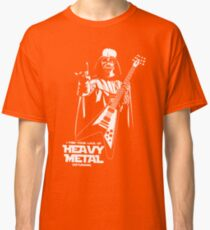Funny Darth Vader Heavy Metal Classic T-Shirt