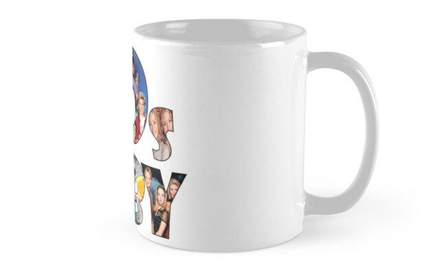 'I'm a 90s Baby!' Mug by JasperWDesigns