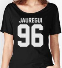 Camiseta ancha para mujer #FIFTHHARMONY, Lauren Jauregui
