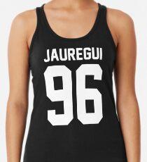 Camiseta con espalda nadadora #FIFTHHARMONY, Lauren Jauregui