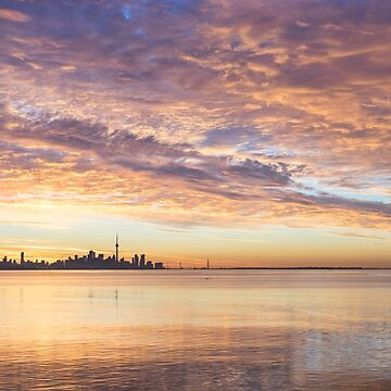 Toronto Sunrise Glory June 20th 2018  by GeorgiaM
