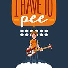 Hero nº 12: I have to pee. by LuisD