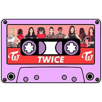 Twice - Cassette by TZMNUK