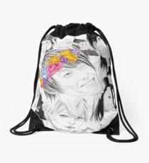 Haikyuu Characters Drawstring Bags | Redbubble