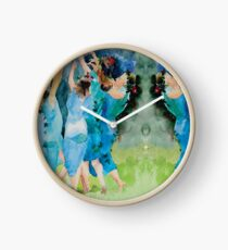 Muses Clock