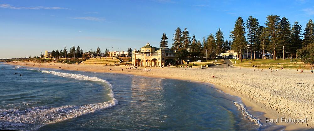 Cottesloe Beach - Western Australia by Paul Fulwood