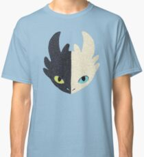 Night Fury / Light Fury Classic T-Shirt