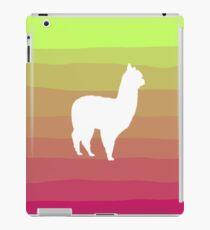 Watermelon Alpaca iPad Case/Skin