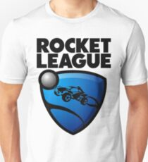 Rocket League - Black logo artwork Unisex T-Shirt